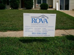 Promotional Yard Sign Outdoor Sign